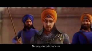 CHAAR SAHIBHJADEY (CHAR SAHIBZADE) Engish_Punjabi Trailler Movie 2013