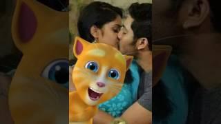 Ram Charan kiss