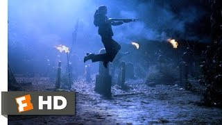 House of the Dead (9/11) Movie CLIP - Zombie Slaughter (2003) HD