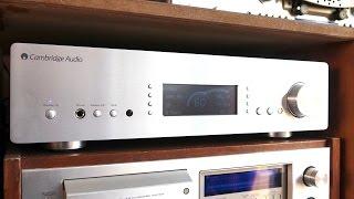 HiFi Update - New Amp: Cambridge Azur 851A