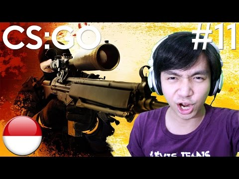 AWP Lagi - Counter-Strike: Global Offensive #11 - PC Steam Gameplay