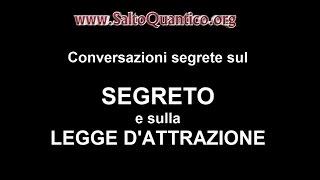 Conversazioni segrete sul