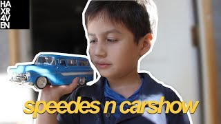 Speedes N Carshow - [test video] HAXR