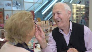 83-Year-Old Irishman Learns to Apply Wife