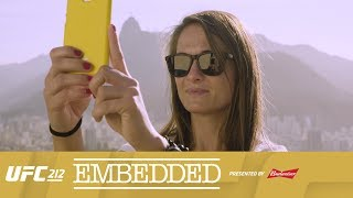 UFC 212 Embedded: Vlog Series - Episode 1