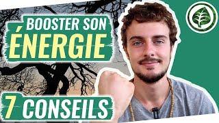 7 CLÉS pour BOOSTER TON ÉNERGIE + plan d'action en 4 jours