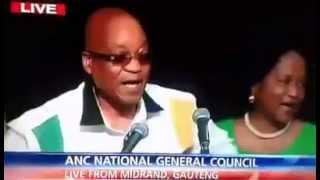 President Zuma - Mhla Sibuyayo