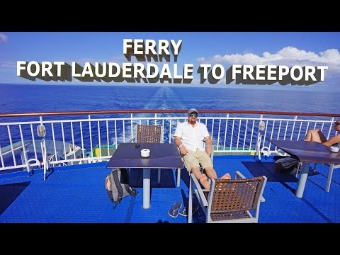 Xxx Mp4 Ferry From Fort Lauderdale To Freeport HD 3gp Sex