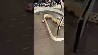 Norbot robots - Cyborg Prototype in finals