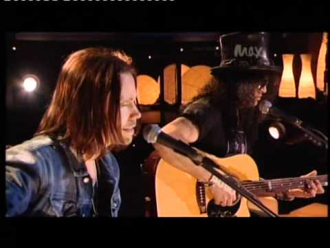 Slash & Myles Kennedy MAX Sessions Intro & Patience