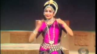 Ardhanareeshwara Stuti - Sanjukta Panigrahi (Odishi)