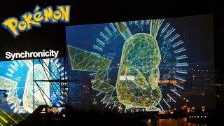 Pikachu Outbreak Festival 2018 - Pokemon Synchronicity in Yokohama