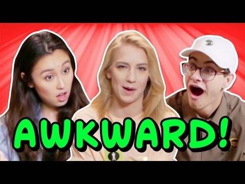 THAT AWKWARD MOMENT Squad Vlogs