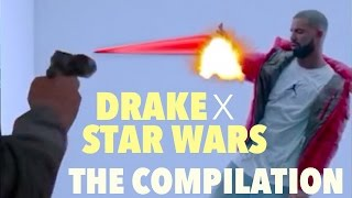 DRAKE x STAR WARS Hotline Bling VINES  [NEW]