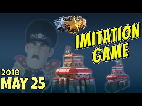 Boom Beach - HQ18 Imitation Game - May 25/2018