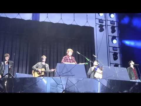All I Want - Ed Sheeran & Kodaline - Croke Park 24072015