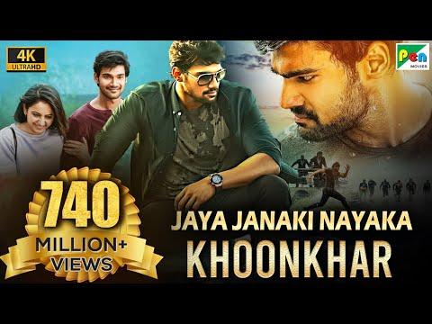 Xxx Mp4 Jaya Janaki Nayaka KHOONKHAR Full Hindi Dubbed Movie Bellamkonda Sreenivas Rakul Preet Singh 3gp Sex