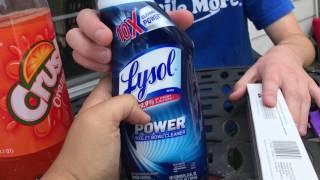 DIY CHEMICAL BOMB!! (SCIENCE )
