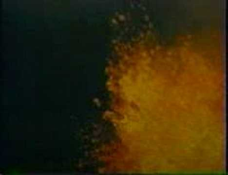 Iceland Volcano Eruption early 70's rare footage