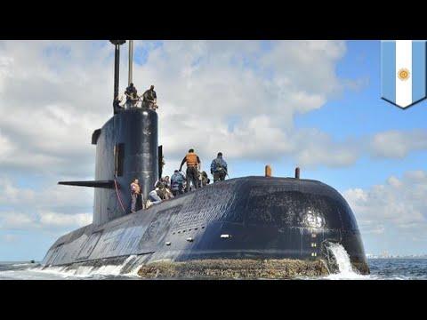 Xxx Mp4 Argentine Missing Submarine Search For ARA San Juan Hampered By Bad Weather TomoNews 3gp Sex
