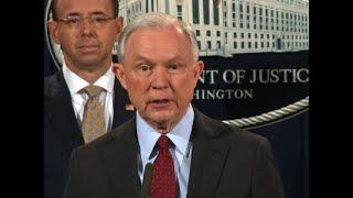 Sessions Steadfast Amid Trump Dissatisfaction