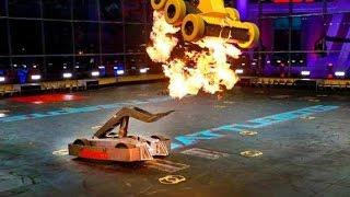 PELEAS DE ROBOTS A CONTROL REMOTO