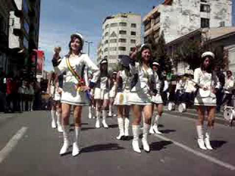 Gualipoleras de Cochabamba