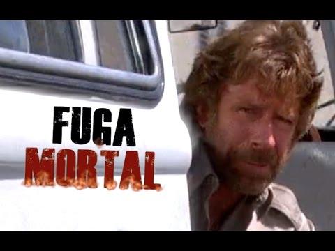 CHUCK NORRIS FUGA MORTAL EP.3