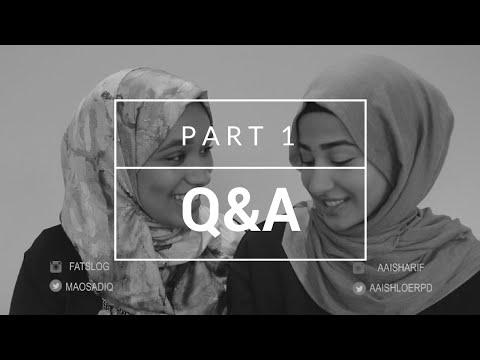 INSTA Q&A | PART 1 - LONDON GIRLS