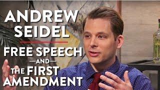 Free Speech vs The First Amendment (Andrew Seidel Pt. 1)