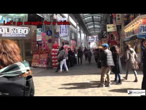 Xxx Mp4 How To Go From Namba Station To Kuromon Market 3gp Sex