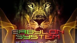 K-libre13 -Babylon Sistem Feat Soul Fyah- Produced By Ghetto 39