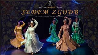Sedem Zgodb Predstava Perzijskih Plesov