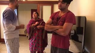 Smart 📺 TV | Punjabi Funny Video | Vegemite Singh | Mr Sammy | Tayi Surinder Kaur