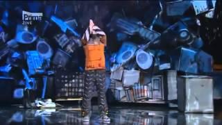 El mejor baile robot del mundo ¡¡INCREIBLE¡¡¡