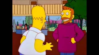 The Simspons - Hank Scorpio - I Didn't Even Give You My Coat!