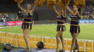kkr cheerleaders