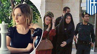 Female chess players boycott World Championship in Iran over having to wear hijabs - TomoNews
