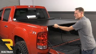 How to Install Pace Edwards SwitchBlade Metal Tonneau Cover on a 2007-2013 Chevy Silverado