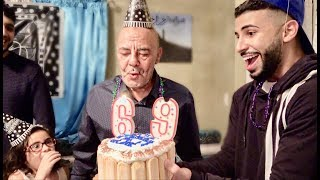 Surprising My Dad For His 69th Birthday!! *EMOTIONAL*