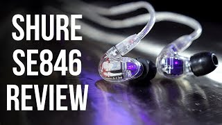 Shure SE846 Review   ABBDRUMS