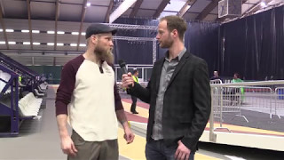 Juho Valamaa Talks Submission Win in Hometown at FNF 14