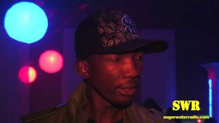E-DEE (Shottas, Out The Gate) performs in NYC