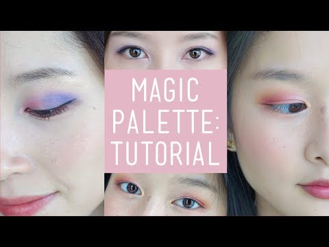 Xxx Mp4 Juvia S Place Magic Palette On Asian Skin Tones Review Swatches Easy Tutorial 3gp Sex