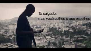 MV BILL - O Soldado que fica                                      ( Letra / Lyrics )