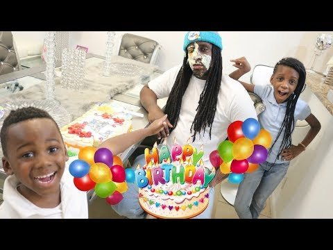 Xxx Mp4 WE PRANKED OUR DAD ON HIS BIRTHDAY 3gp Sex