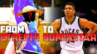 From STREETS to NBA STAR? The Story of Giannis Antetokounmpo