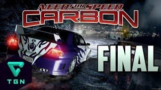 ✔ Recordando Need for Speed Carbon : Historia completa en Español | Playthrough Parte Final