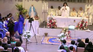 Apparition de la Vierge Marie du 15 mai 2014 à Bruxelles