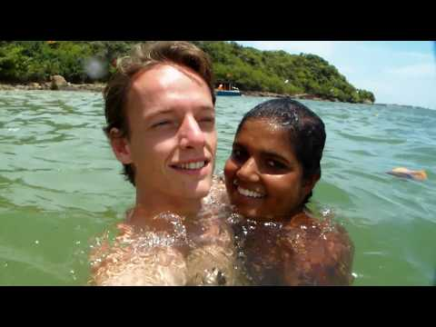 Sri Lankan Girl in amazing Sri Lanka දී ශ්රී ලංකාවේ ගැහැණු